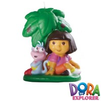 WILTON Candle Dora With Boots