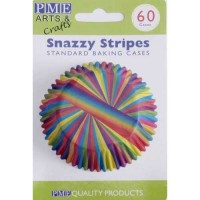 PME Baking cups Snazzy  60pcs