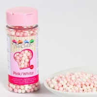 Funcake soft pearl pink/white 60gr