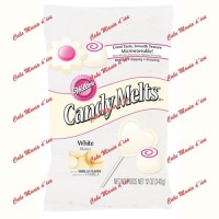 WILTON Candy Melts orange 335g