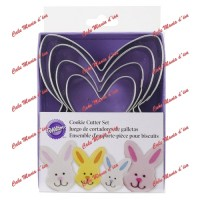 Cookies cutter/emporte pièce forme  lapin